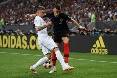 Хорватия — Англия — 2:1. Видео голов и обзор матча