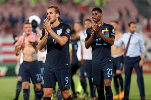 Англия готовилась к чемпионату мира на базе морских пехотинцев
