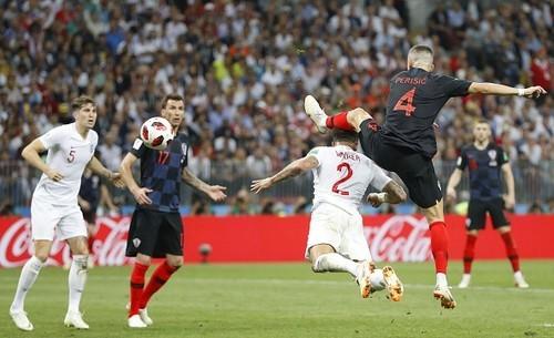Матч Англии с Хорватией побил рекорд по ТВ-аудитории