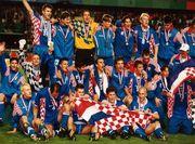 ХФС пригласил на финал игроков сборной 1998 года
