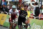 Тур де Франс. Груневеген выиграл 7-й этап