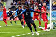 Семь футболистов Франции в символической сборной полуфиналов ЧМ