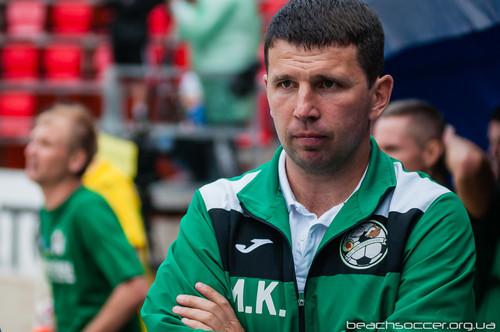 Николай Костенко — главный тренер сборной Украины по мини-футболу
