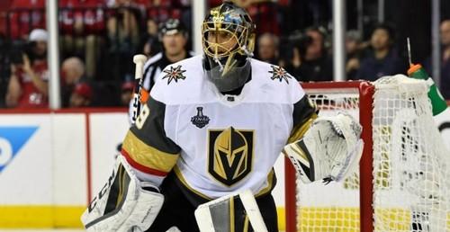 НХЛ. Флери подписал с Вегасом контракт на 3 года