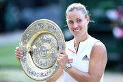 КЕРБЕР: «Серена скоро снова выиграет турнир Большого шлема»