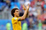 Аксель ВИТСЕЛЬ: «Бельгия заслужила третье место»