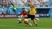В игре за бронзу ЧМ Англия больше владела мячом и чаще била по воротам