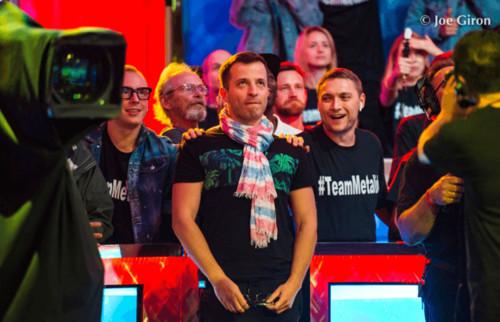 Украинец выиграл более миллиона долларов на главном событии года