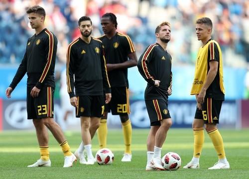 Бельгия — Англия — 2:0. Видео голов и обзор матча
