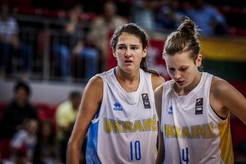 Украинки уступили Турции на молодежном ЧЕ