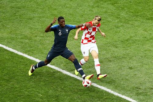 Франция – Хорватия – 4:2. Видео голов и обзор матча