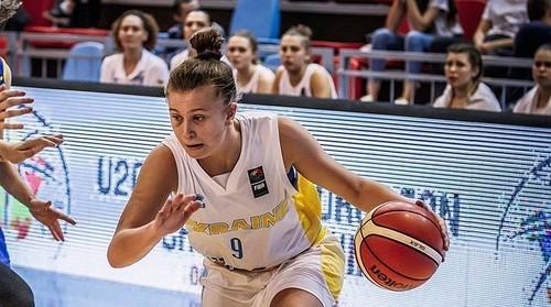 Жіноча збірна України U-20 посіла сьоме місце на чемпіонаті Європи