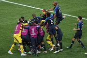 Все голы финала чемпионата мира — 2018 по футболу