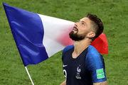 ЖИРУ: «Сборная Франции сделала все возможное и заслужила победу»