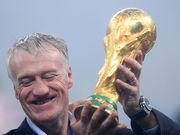 Дидье ДЕШАМ: «Горжусь игроками сборной Франции и немножко собой»