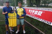 У збірної України з міні-футболу — новий технічний спонсор