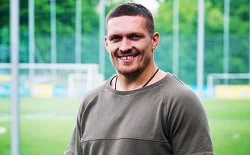 Александр УСИК: «Я хочу боя с Гассиевым»