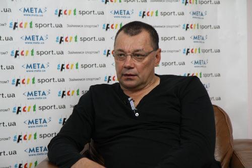 Sport.ua. Володимир Лютий