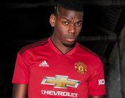 ФОТО ДНЯ. Манчестер Юнайтед представил новую форму