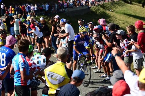 Тур де Франс. Жулиан Алафилипп выиграл 11-й этап