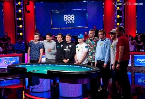 Сколько налогов заплатят финалисты WSOP ME 2018