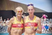 Українські пляжниці посіли 9 місце на чемпіонаті Європи-2018