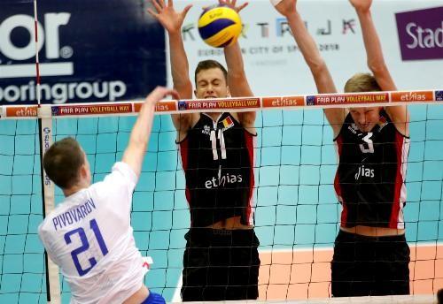 Определились полуфиналисты юношеского чемпионата Европы U-20