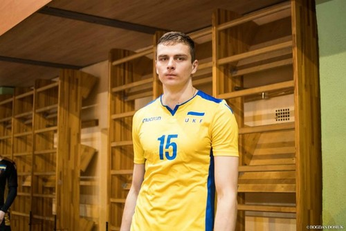 volleyball.ua. Владимир Тевкун
