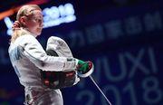 Кривицкая попала в топ-8 на чемпионате мира в Китае