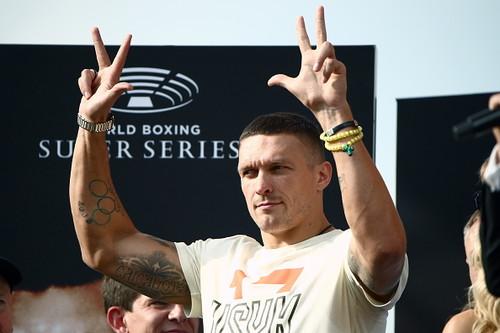 ДРОЗД: Усик — очень умный боксер, которому нельзя давать ловить кураж