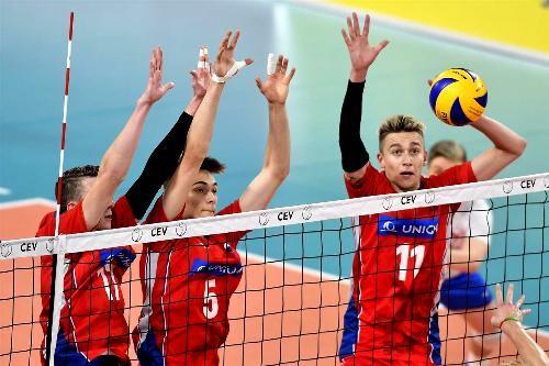 В финале юношеского Евро U-20 сыграют волейболисты Чехии и России