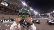 Гран-прі Абу-Дабі виграли Боттас та Mercedes