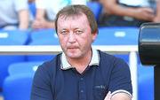 Владимир ШАРАН: «У Александрии есть шансы попасть в шестерку»