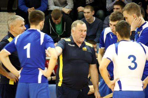Украина завоевала серебряные медали чемпионата EEVZA U-18