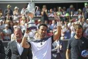 Фоньини выиграл турнир в Бостаде