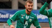 Дебелко забил 17-й гол в 18-ти матчах за Левадию