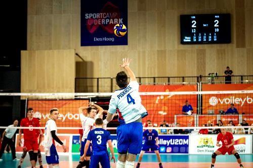 Юношеский чемпионат Европы U-20 выиграла сборная России