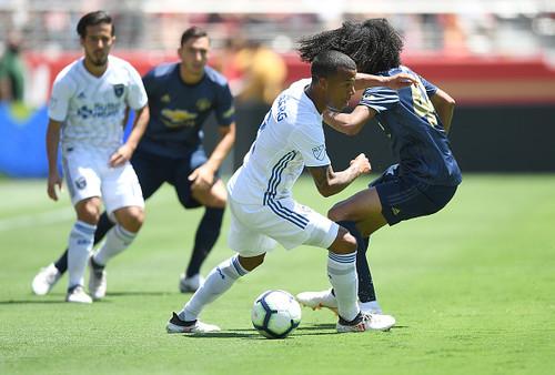 Ман Юнайтед сыграл вничью с Сан-Хосе Эртквейкс в матче Кубка чемпионов