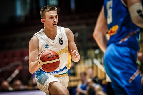 Гравці збірної України — серед кращих на чемпіонаті Європи U-20
