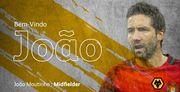 Вулверхэмптон подписал хавбека сборной Португалии Моутиньо