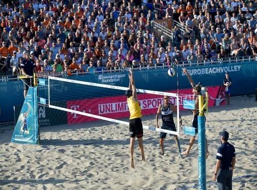 Чемпіонат Європи з пляжного волейболу 2019 відбудеться у Москві