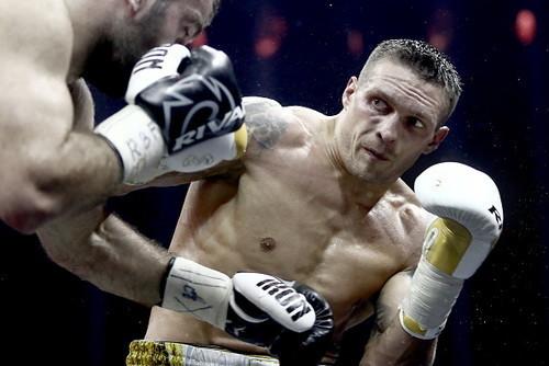 Доход от продажи билетов на бой Усик – Гассиев превысил 3 млн долларов