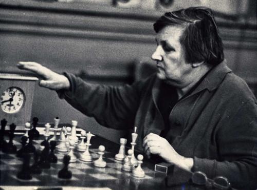 Google посвятил дудл украинской шахматистке Людмиле Руденко