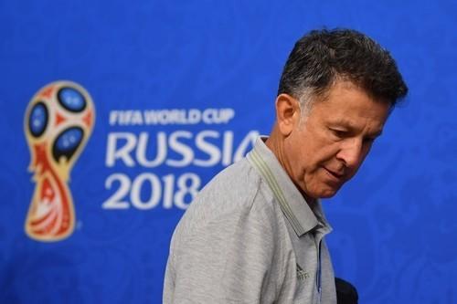 Сборная Мексики осталась без тренера