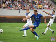 Динамо здобуло перемогу над Львовом у компенсований час