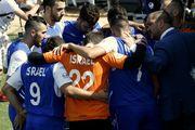 Збірна Ізраїлю. Група B чемпіонату EURO-2018 з міні-футболу