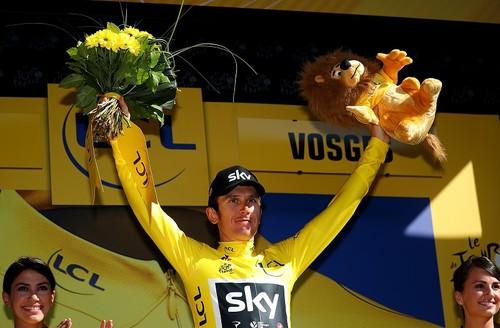 Герэйнт Томас выиграл Тур де Франс-2018