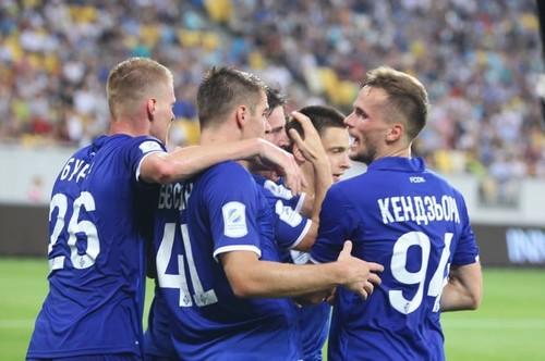 ФК Львов – Динамо - 0:1. Видео голов и обзор матча