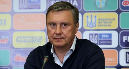 Олександр ХАЦКЕВИЧ: «У гравців є характер»