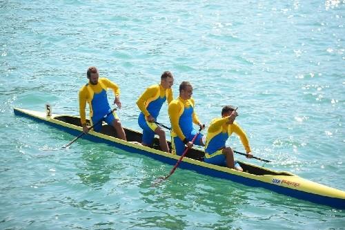Збірна України здобула 3 медалі у заключний день ЧС-2018 з веслування